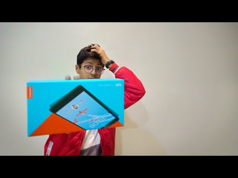 UNBOXING LENOVO TAB 7 ESSENTIAL IN 2019|| IS IT WORTHY