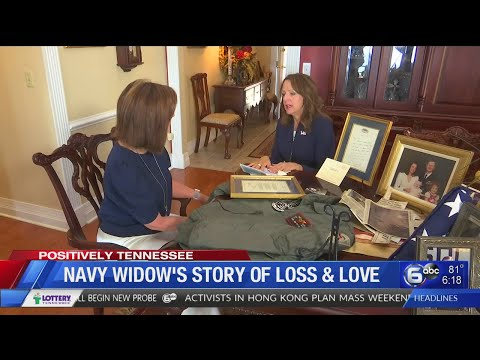 Positively Tennessee: Navy widow's story of loss & love