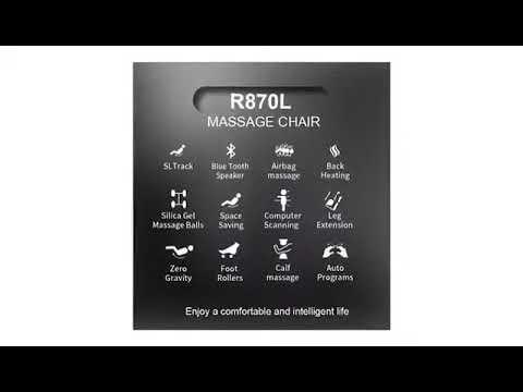 Robotic Zero Gravity Massage Chair