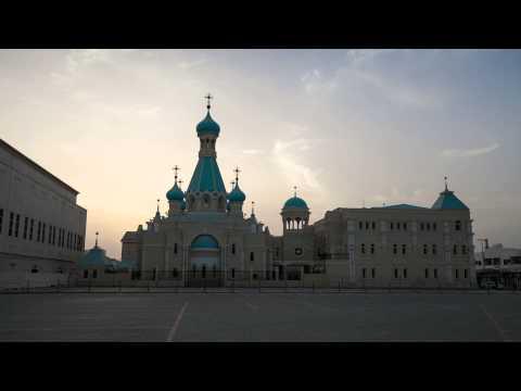 Киркоров в храме пророка ильи
