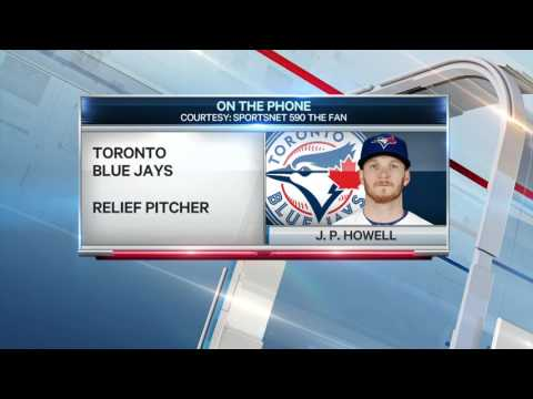 Howell thrives under intense vibe of AL East