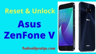 How to Reset & Unlock Asus ZenFone V