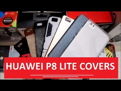 Huawei P8 Lite Cases and Covers - Quick Review | Makro.pk