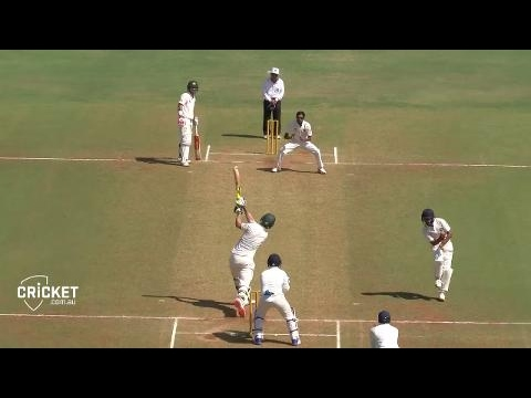 Marsh learns his lesson since Test axing