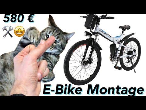 E-Bike Schnäppchen UNBOXING Ancheer faltbares E Mountainbike