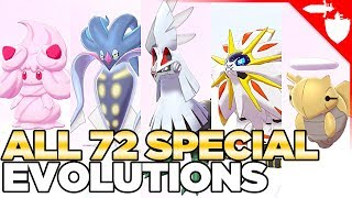 Yamask  - (Pokémon) - All 72 Special Evolutions in Pokemon Sword and Shield