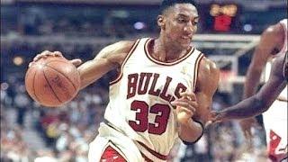 Bulls vs. Bullets - 1997 NBA Playoffs (Game 3)