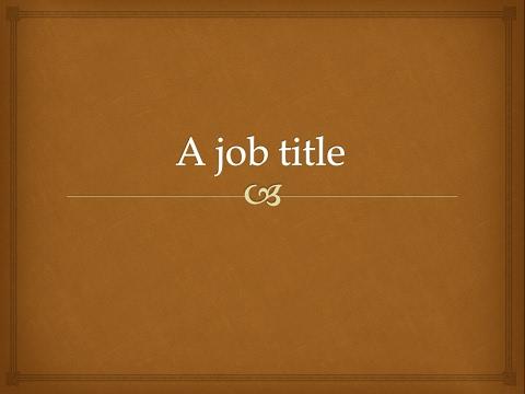 mp4 Job Title, download Job Title video klip Job Title