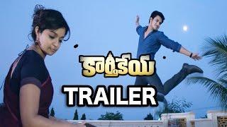 Karthikeya Latest Trailer - Nikhil Siddarth, Swathi