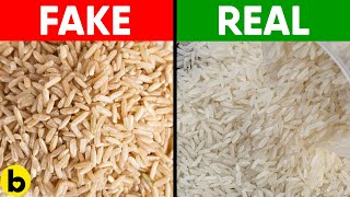 8 Fake Foods You Eat Every Day That Are Slowly Killing You
