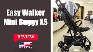 EasyWalker Mini Buggy XS - Stroller FULL review