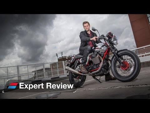 Moto Guzzi V7 Racer bike review