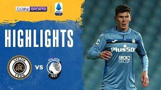 Spezia 0-0 Atalanta Pekan 8