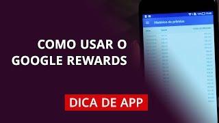 Como usar o Google Opinion Rewards para ganhar créditos