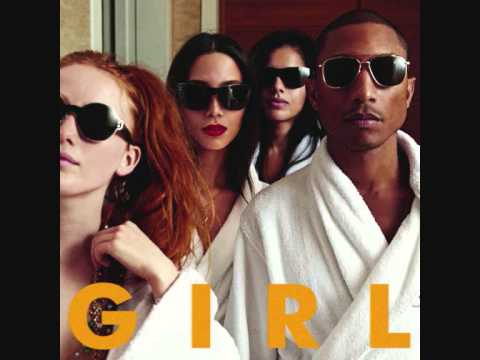 Pharrell Williams - Gush (GIRL)
