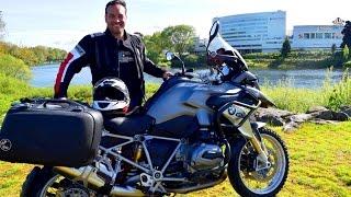 Tour de moto pelo sul do Chile