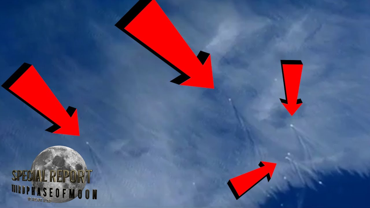 GOTCHA! ISS Captures Fleet Of UFOs! NASA What The Heck Is Going On? 2021