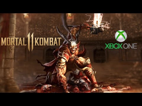 Mortal Kombat 11 playthrough (Xbox One)