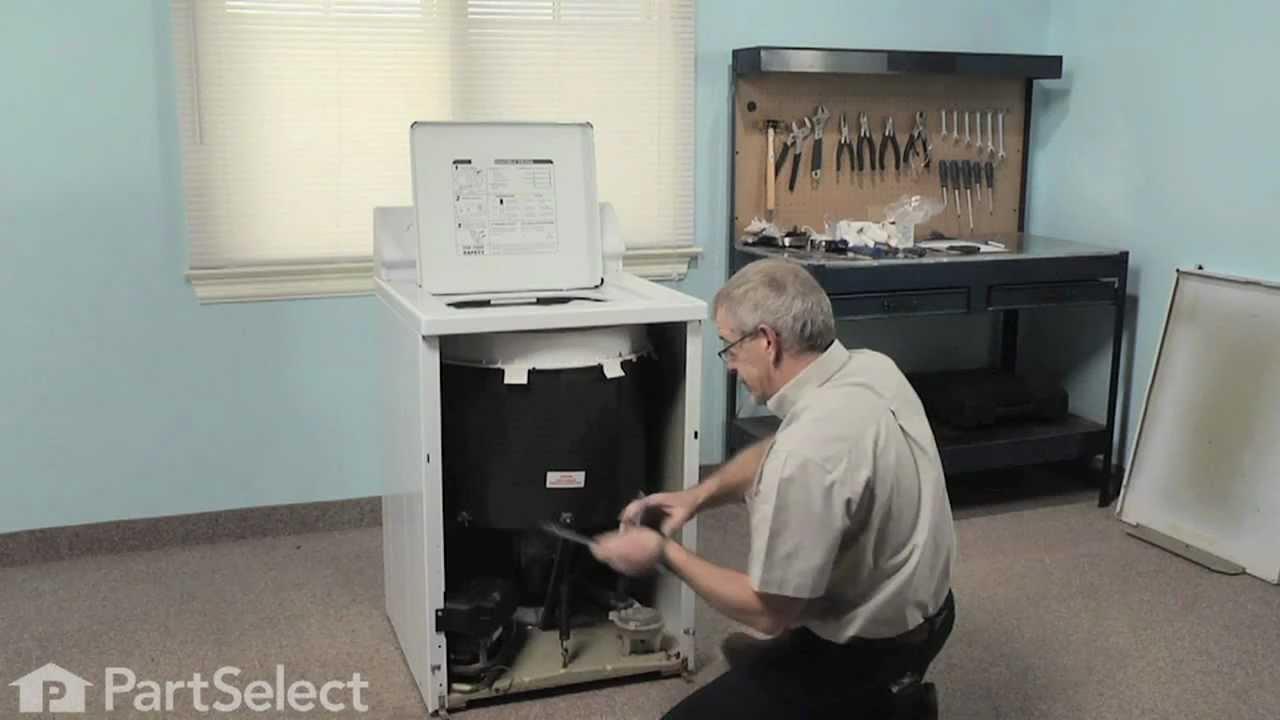 Replacing your Maytag Washer Mounting Stem/Tub Seal Kit
