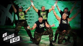 Incredible Superstar Reunions: WWE Top 10