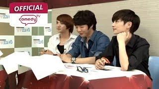 [얼짱TV 14회] 대국민 얼짱발굴 오디션 '얼짱 KING' eps2