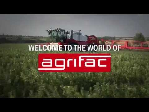 Welcome to the world of Agrifac