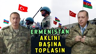 Ermenistan Azerbaycan\'a Saldırınca Türkiye...
