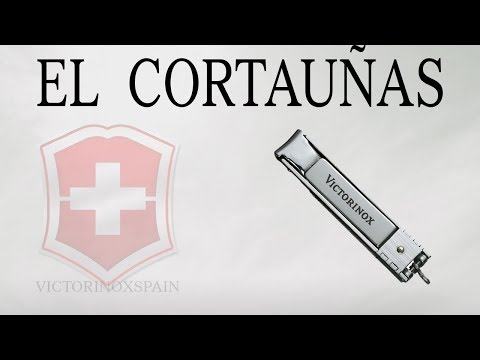 VICTORINOX - EL CORTAUÑAS - NAIL CLIPPER REVIEW