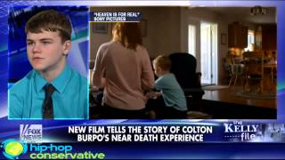 The Kelly File - A look at the 'Heaven Is For Real' film