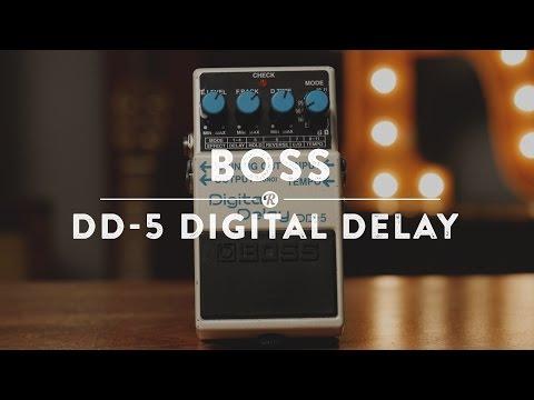 boss dd 5 digital delay reverb rh reverb com boss dd-5 service manual boss digital delay dd 5 manual