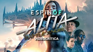 Crítica 'ALITA: ÁNGEL DE COMBATE' | Opinión