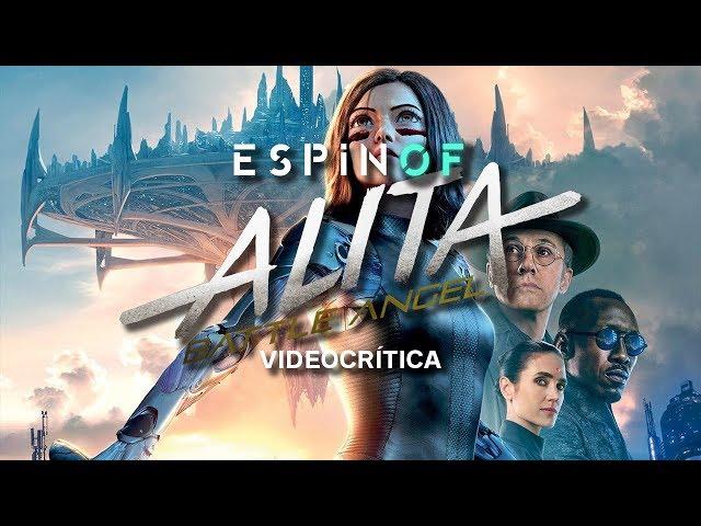 Crítica 'ALITA: ÁNGEL DE COMBATE' | Opinión