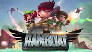 Ramboat: Shoot and Dash - Android Gameplay