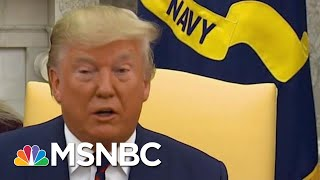 Trump Has 'Meltdown' As Giuliani Faces Criminal Probe | The Beat With Ari Melber | MSNBC