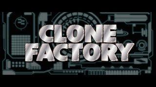 オンラインスロット機種紹介動画『CLONE FACTORY(クローン ファクトリー)』5リールスロット