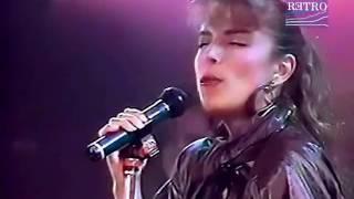 Flans - En el medio de los dos (video/audio editado y restaurado) GQ/HD