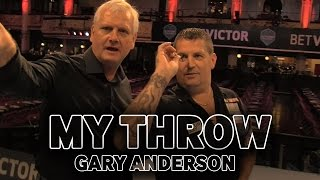 How To Play Darts   'My Throw' With World Champion Gary Anderson!