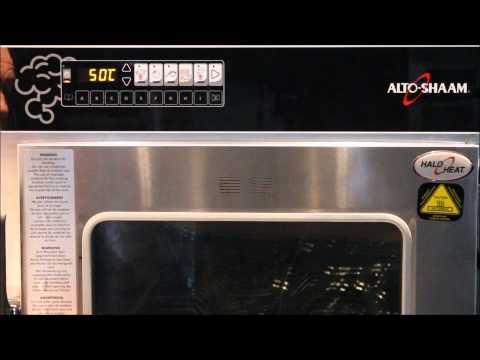 Video Alto-Shaam Smoker video