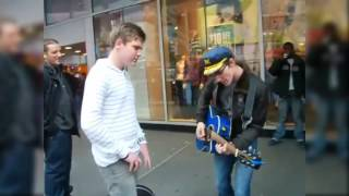Drake Bell - Down We Fall - Streets of New York, 2011