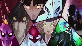 Persona 5   All Persona Catalysts & Awakenings