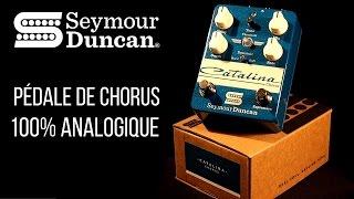 Seymour Duncan Catalina Dynamic Chorus - Video