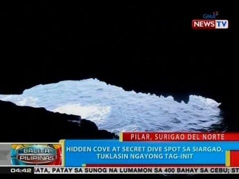 [GMA] BP: Hidden cove at secret dive spot sa Siargao, tuklasin ngayong tag-init