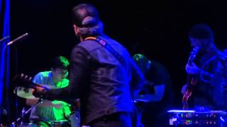Daniel Lanois - I Love You (HD) Live In Paris 2015