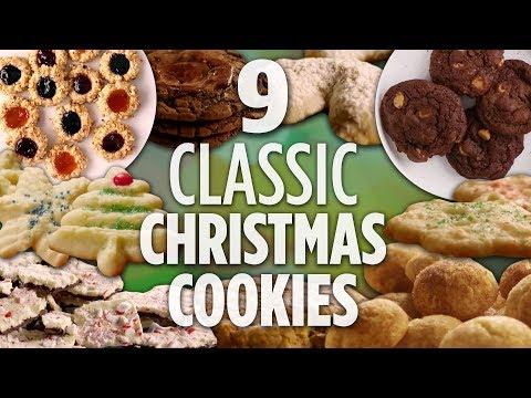 9 Classic Christmas Cookies | Holiday Dessert Recipes | Allrecipes.com