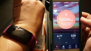 Veryfit 2.0 Smart Band (ID107) Review