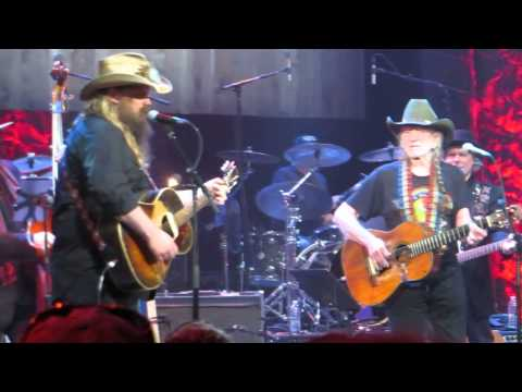 Willie Nelson and Chris Stapleton - My Heroes Have Always Been Cowboys - Waylon Jennings