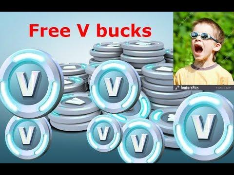 How To Get Free Fortnite V Bucks 100 Legit No Human Verification