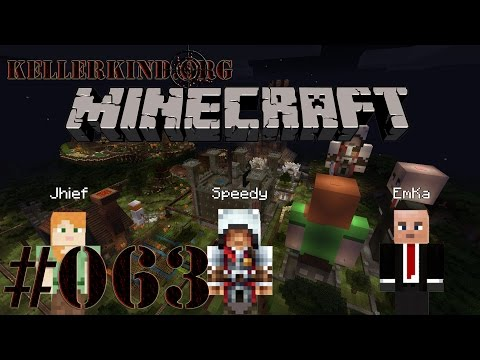Kellerkind Minecraft SMP [HD] #063 – Der Magierturm ★ Let's Play Minecraft