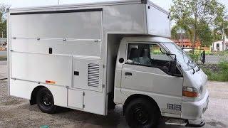 Complete Kitchen Food Truck