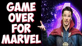 Marvel is F-Ed! Doctor Strange CUT from WandaVision for mansplaining!
